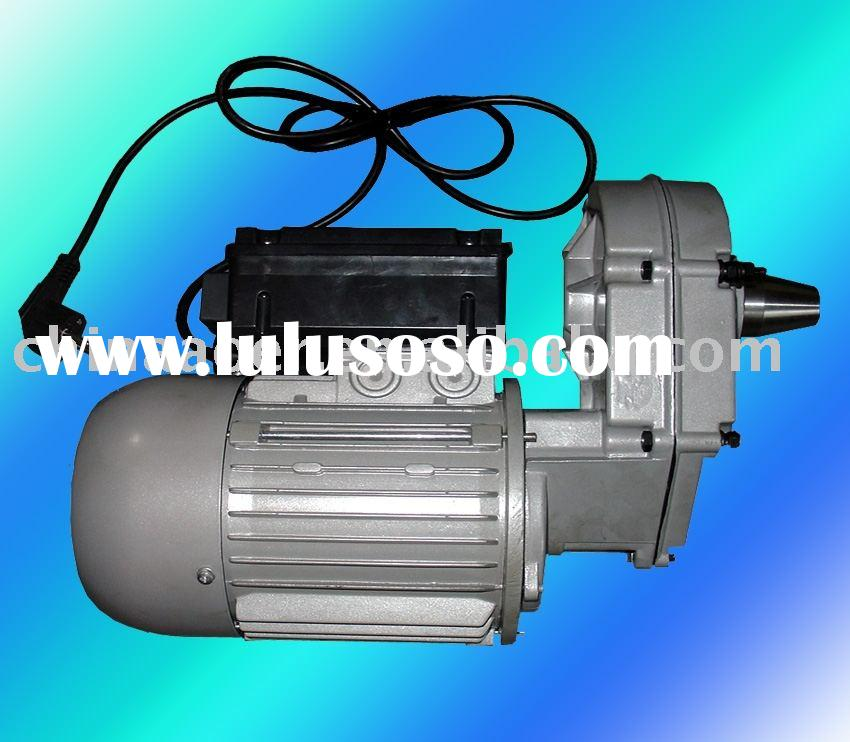ac micro worm low rpm used gear reduction motor