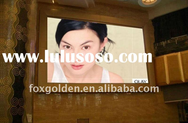 alibaba express p10 indoor led panel display led tv video signs unique hot products