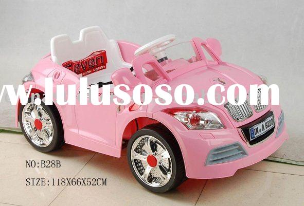 best selling car for kids,B28A pink