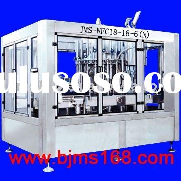 bottle / jar water washing filling capping machine