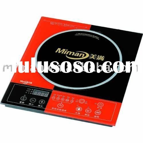 built-in induction cooker