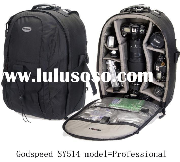 camera backpack , DSLR camera bag , Godspeed camera bag ,professional camera bag professional camera