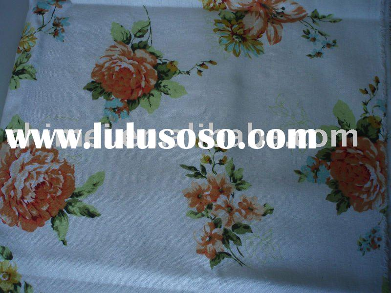 canvas fabric for bags or curtains
