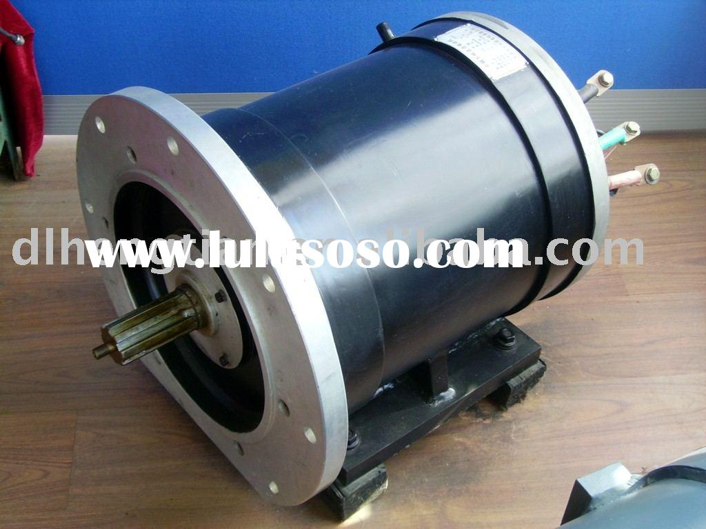 car and boat brushless dc electric motor