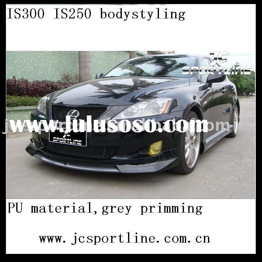 car body kits, auto body kits for LEXUS IS250,is300,IS350