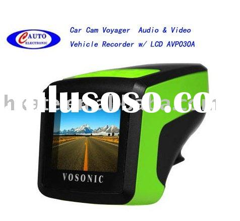 car dashboard camera in car digital vedio recorder Security Camera DVR AVP030A