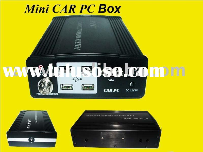car pc box/car video with GPS/Bluetooth/3G/wifi