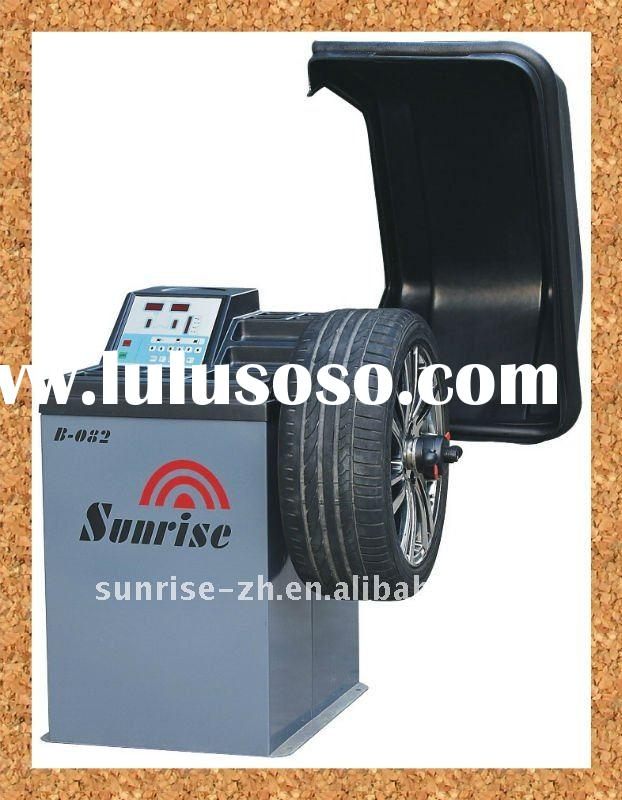 car tire,wheel balancer equipment with CE