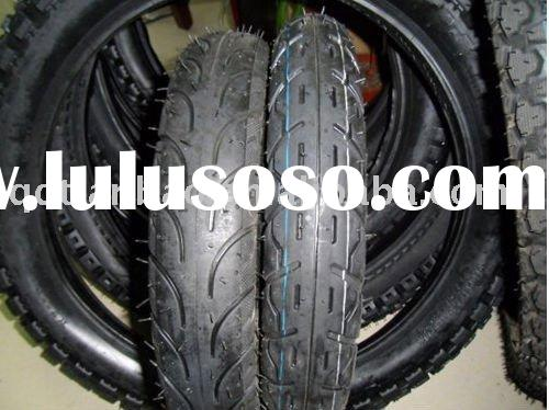 cheap motorcycle tire and inner tube