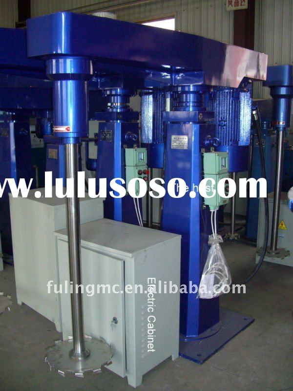 chemical mixing equipments