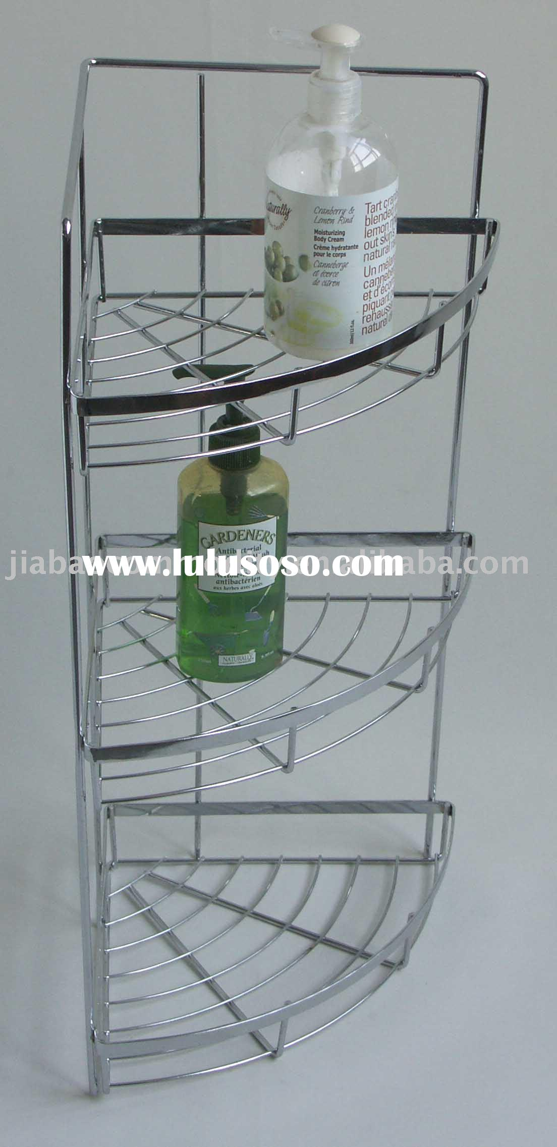 Shower Wire Rack - WIRE Center •