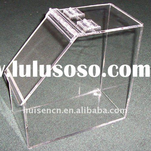 clear acrylic candy bins