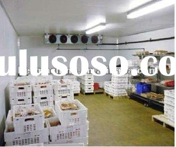 cold storage room for fishes,vegetables and medicine