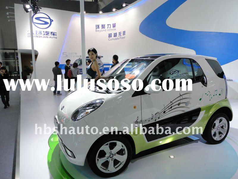 coloful 2wd compact electric motor car