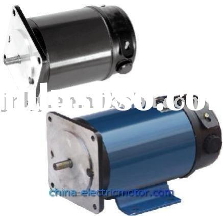 Vibration plate permanent magnet dc brush motor for sale for Permanent magnet motor manufacturers