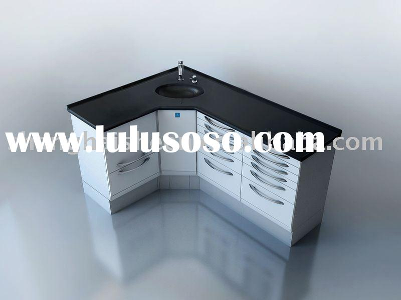 dental cabinet for dental instrument
