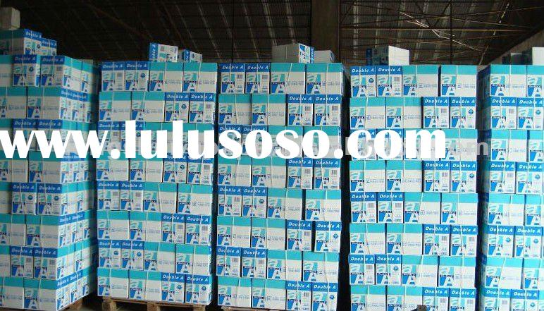 double A copy paper produce for thailand