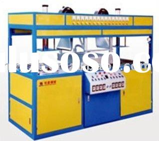 double head blister package making machine