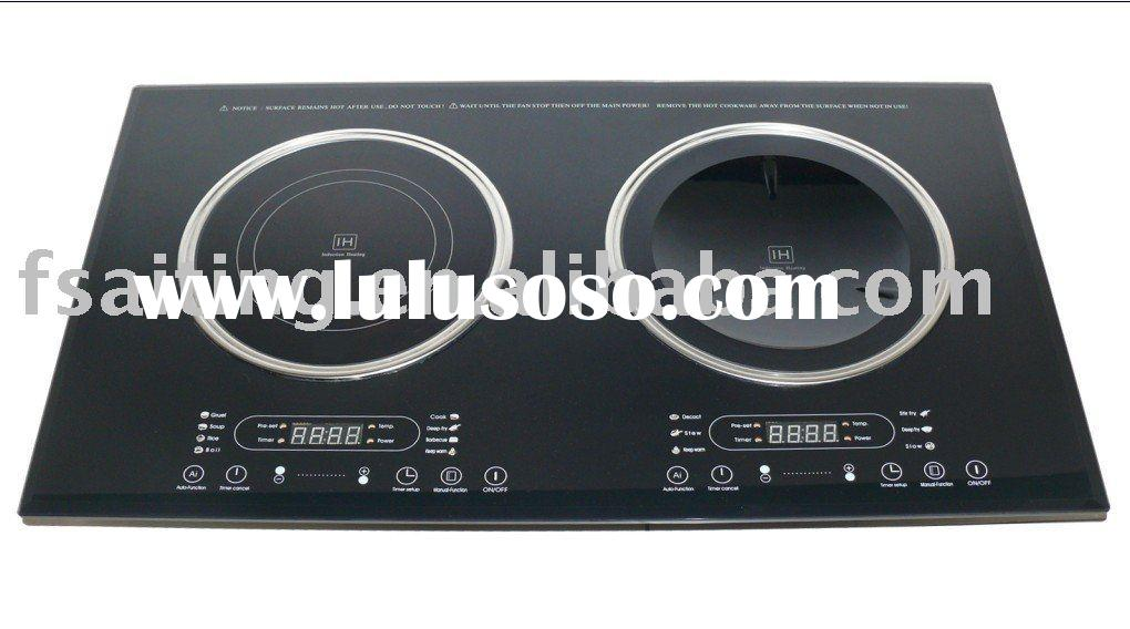 double induction cooker IH-J35K