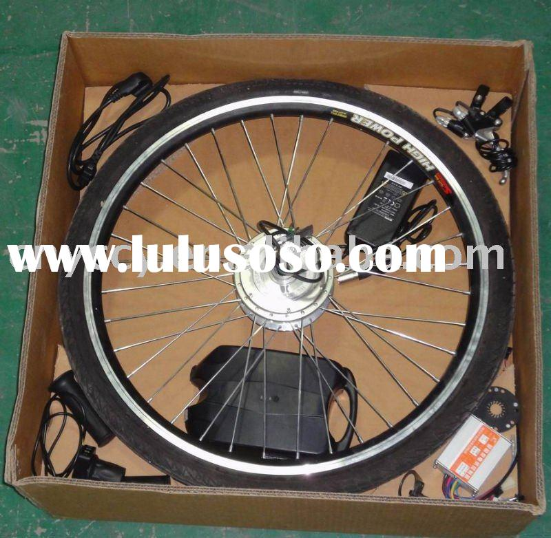 electric bicycle conversion kit with 24V lithium battery