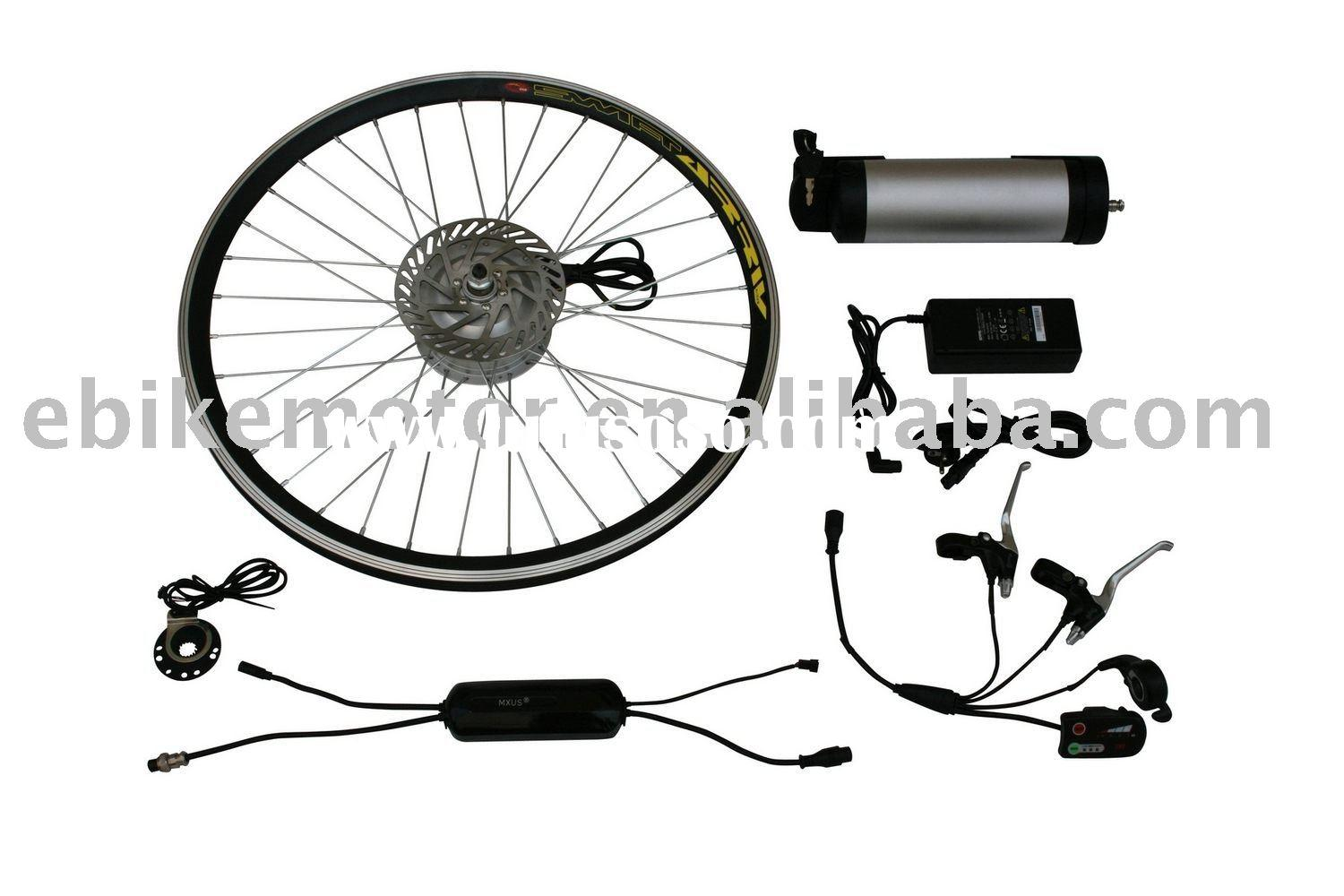 electric bicycle parts&brushless hub motor kit