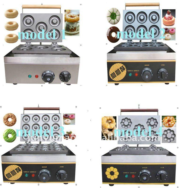 factory hot selling delicate automatic mini donut machine for sale total 4 different models
