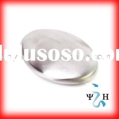 factory wholesale stainless steel brushed soap