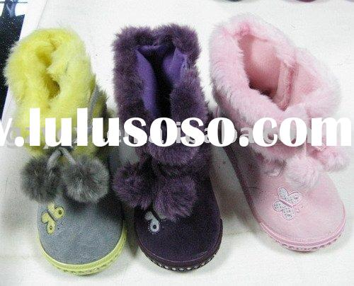 fashion baby boots high quality