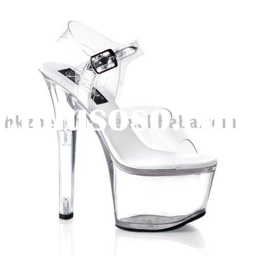 fashion hot sale high heel sandal