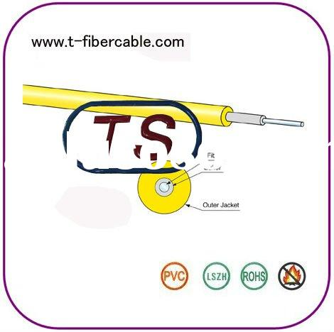 fiber optic patch cord cable (tight buffer g.657)