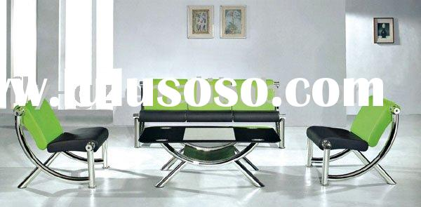 fine classic sofa/contemporary office furniture/office section sofa