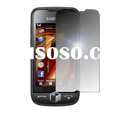 for Samsung Jet S8000 Mirror Screen Protector Lcd Cover