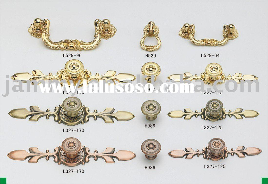furniture hardware with European antique style