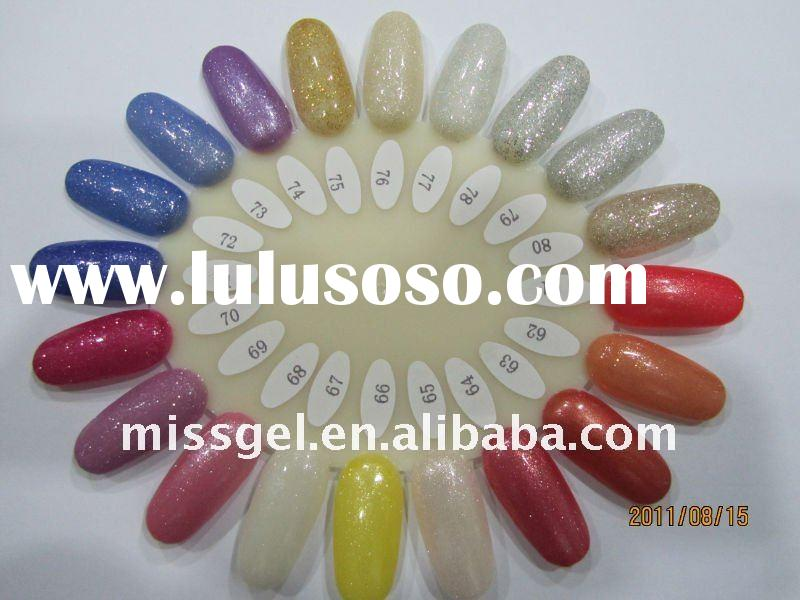 gel nail a acrylic powder