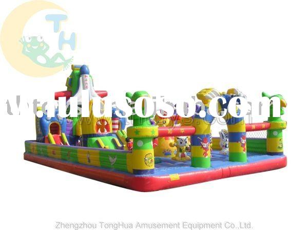 giant inflatables, inflatable funcity, kids playground inflatables, large inflatable