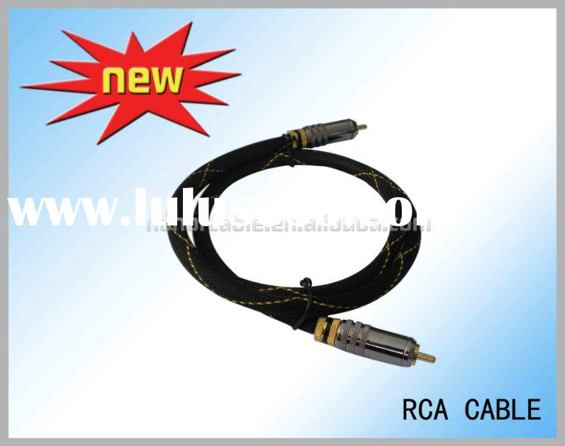 high end OFC subwoofer cable