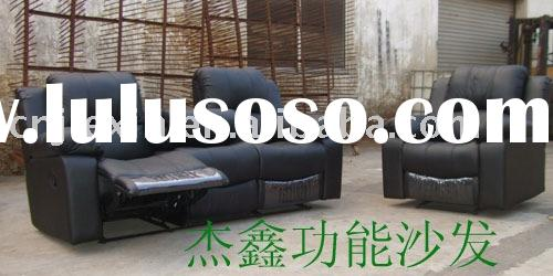 home cinema sofa ,home theater ,recliner leather sofa