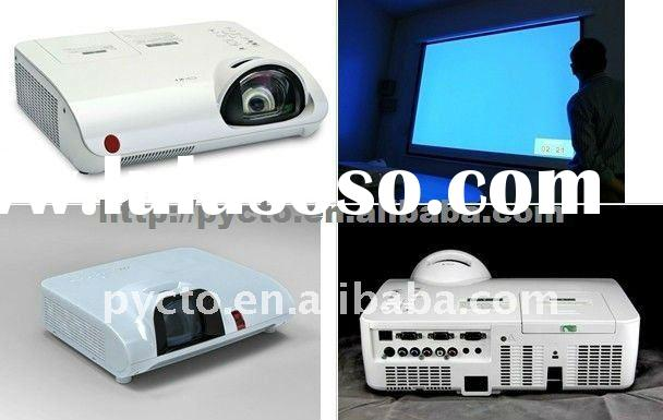 hot sale 4000 lumens short throw lcd Projector ,1024x768pixels with HDMI support 1080P
