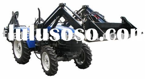 hot sale garden tractor loader with low price