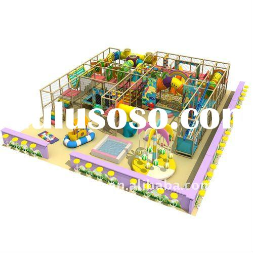 indoor kids Entertainment Equipment of LE-BY026
