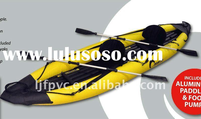 inflatable kayak, for 2 person,inflatalbe canoes