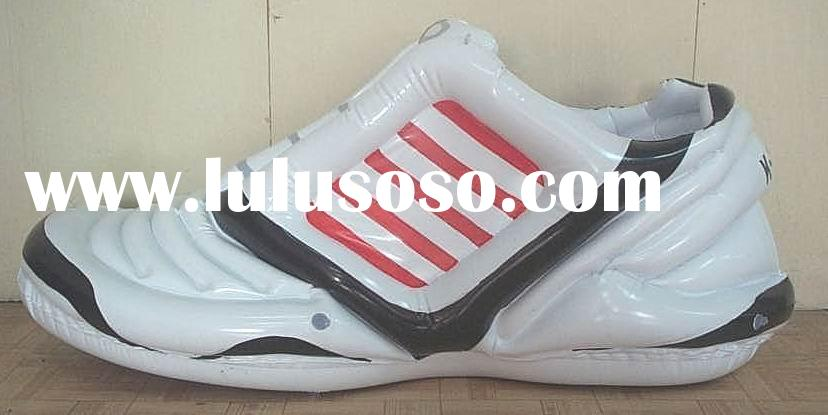 inflatable shoes\ inflatable toy\ inflatable advertising\ PVC shoes\ PVC toy