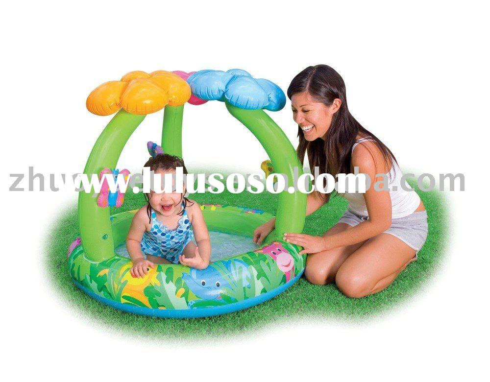 inflatable small baby pool