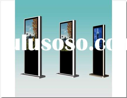 innovative consumer products auto-induction digital LCD/LED advertisement board panel