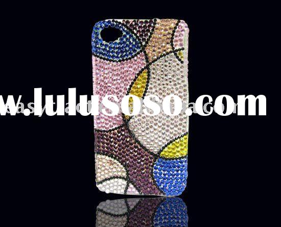 jeweled cell phone cases,jeweled for iphone covers or iphone 4g case