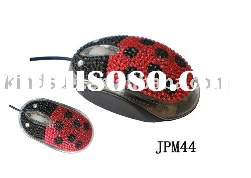 jeweled optical mouse