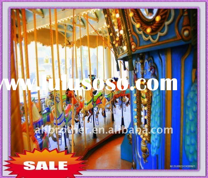 kids merry go rounds outdoor and indoor 2011