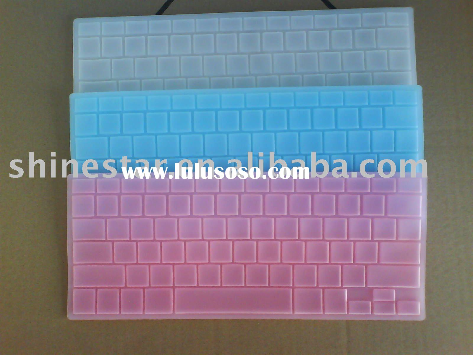 laptop keyboard skin cover glow in dark