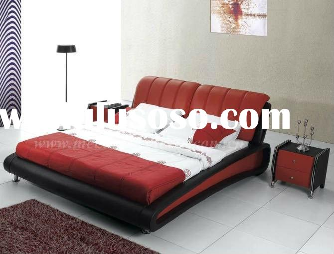 latest bed designs H027
