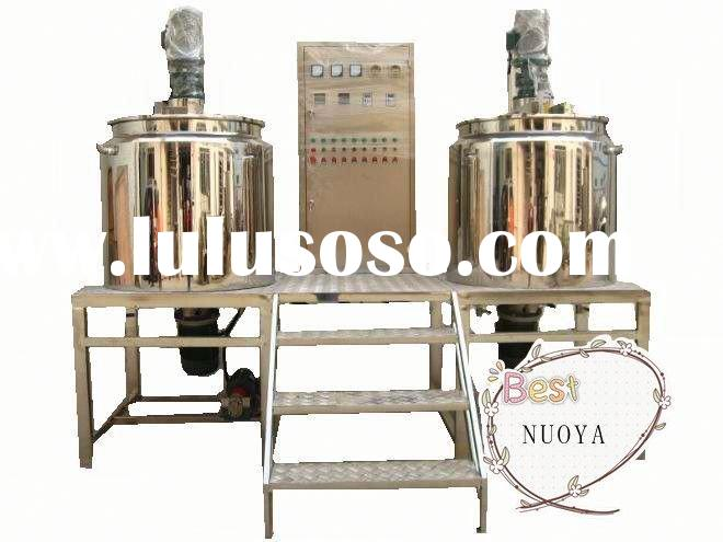 liquid detergent shampoo soap making machine detergent soap machine manufacturer